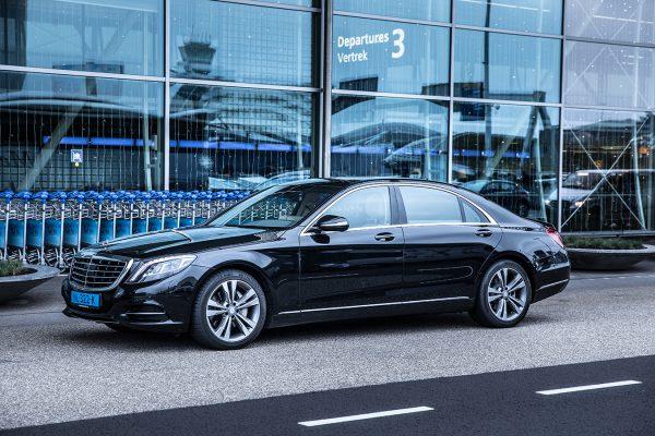 Luxe S-klasse Mercedes